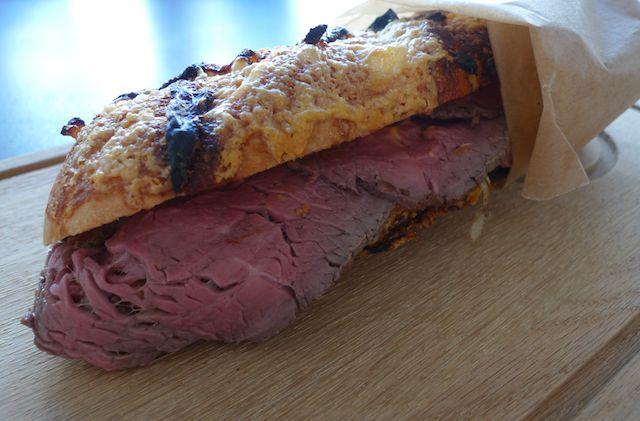 Steak sandwich – så gör du mackornas macka!