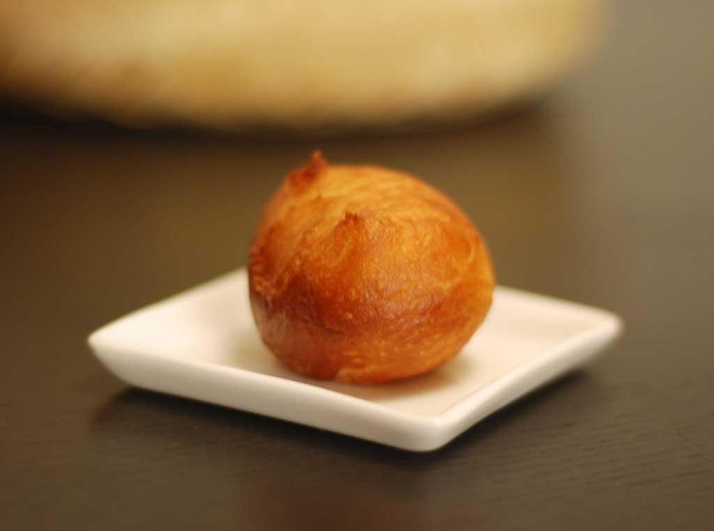 Foie Gras Donut – anklevermunk