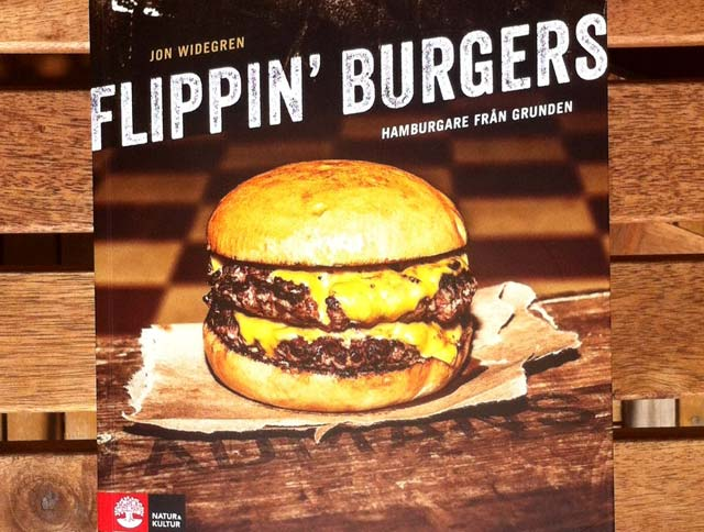 Bokrecension: Flippin' Burgers