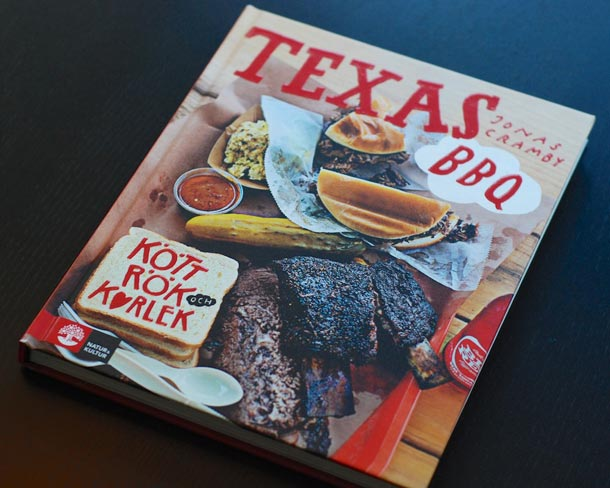 Bokrecension: Texas BBQ av Jonas Cramby